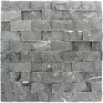 Mosaic Tiles Slate Bricks Anthracite