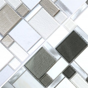 Mosaic Tiles Material Mix Echo