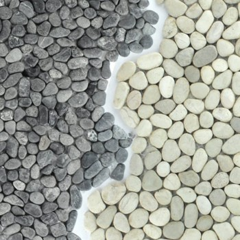 Mosaic Tiles Pebble Tarnowa Mini