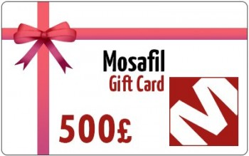 Gift Card 500£
