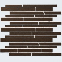 Mosaic Tiles Brown