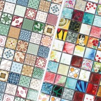 Mosaic Tiles Ceramic Dia