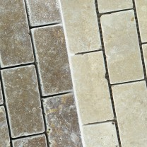 Travertine Tiles Bugio Brick