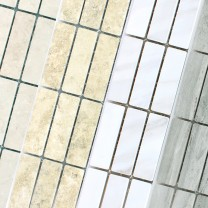Mosaic Tiles Ceramic Stone Optic Chorol