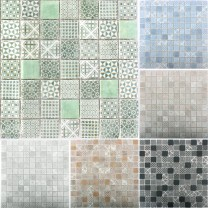 Glass Mosaic Tiles Malard