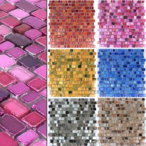 Mosaic Tiles Glass Roxy