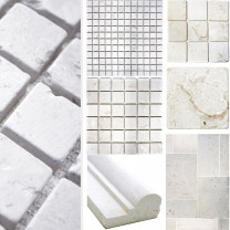 Natural Stone Tiles Limestone Allerona White