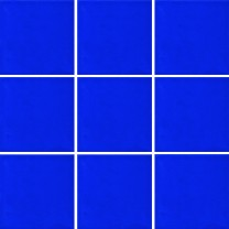 Mosaic Tiles Adventure Blue Mat