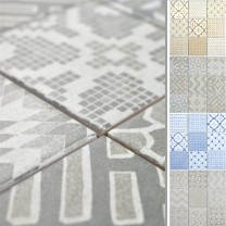 Ceramic Mosaic Tiles Romantica Retro