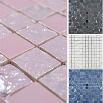 Ceramic Mosaic Tiles Shogun 3D