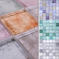 Glass Mosaic Tiles Clementine