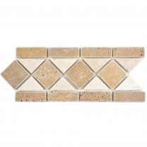 Natural Stone Border Cadoine Beige Brown