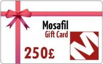 Gift Card 250£