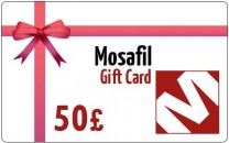 Gift Card 50£