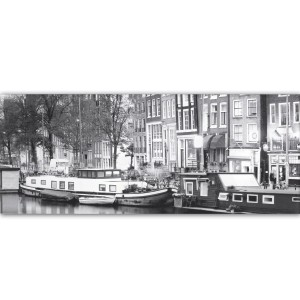 Amsterdam Decor Glass Effect Tiles 20x50cm