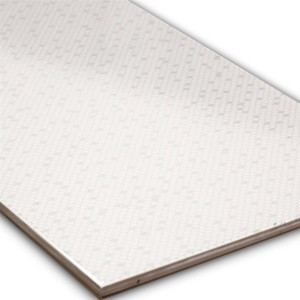 Wall Tiles Wabe White Glossy 25x50cm