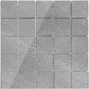 Mosaic Tiles Stella Grey Polished