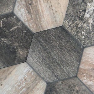 Hexagon Floor Tiles 45x45cm