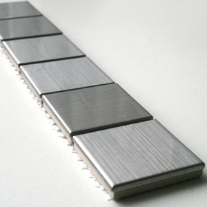 Stainless Steel Border 48x48x8mm