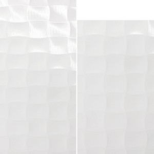 Wall Tiles Structured Luna Wabe