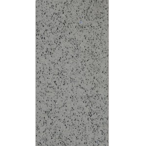 Floor Tiles Quartz Composite Grey 45x90cm