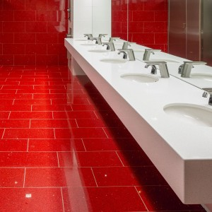 Floor Tiles Quartz Composite