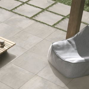 Terrace Tiles Zeus Beton Optic