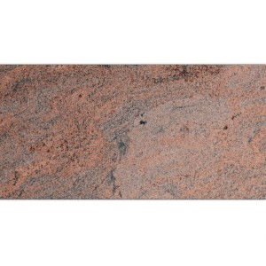 Natural Stone Tiles Granite Multicolor Red Polished 30,5x61cm