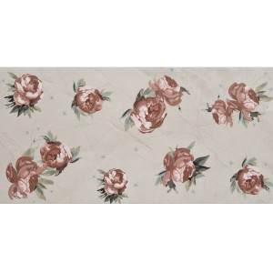 Wall Tiles Decor Maintower Creme Pink
