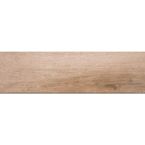 Wood Optic Floor Tiles Leoben Beige 15x60cm