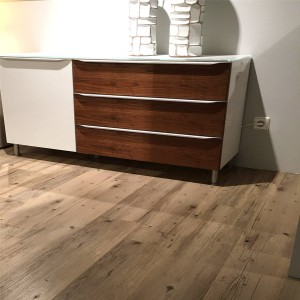 Wood Optic Floor Tiles Leoben 15x60cm
