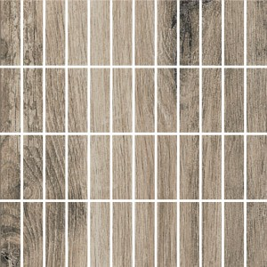 Mosaic Tiles Wood Optic Respect Natural