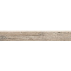 Skirting Wood Optic Respect Natural 7x85cm