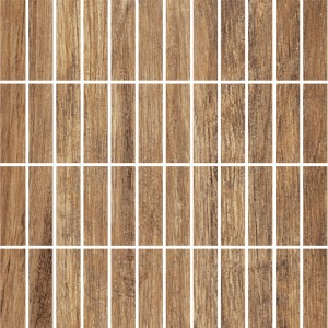 Mosaic Tiles Wood Optic Respect Oxid