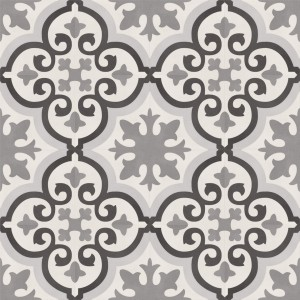 Cement Tiles Optic Arena Floor Tiles Chalet 18,6x18,6cm