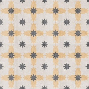 Cement Tiles Retro Optic Gris Floor Tiles Jorge 18,6x18,6cm