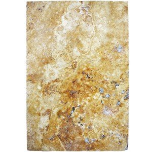 Natural Stone Tiles Travertine Castello Gold 40,6x61cm