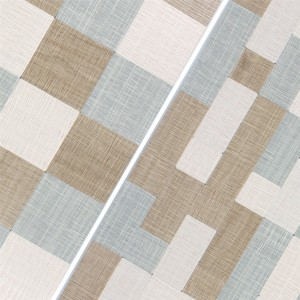 Mosaic Tiles Textile Optic Metal Self Adhesive Taxco