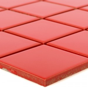 Ceramic Mosaic Topsail Red Uni 48