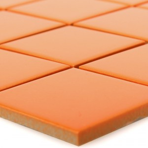 Ceramic Mosaic Topsail Orange Uni 48