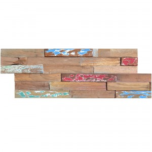 Brickstones Wood Luxemburg Painted 15x60cm