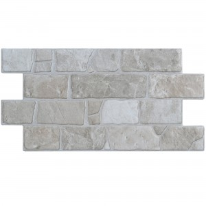 Wall Tiles Brickstones Senegal Porcelain Stoneware White