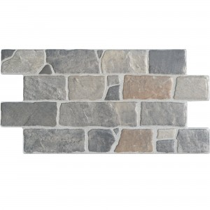 Wall Tiles Brickstones Senegal Porcelain Stoneware Anthracite