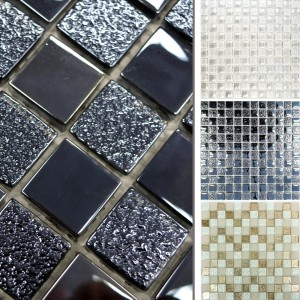 Glass Mosaic Tiles Nikolski
