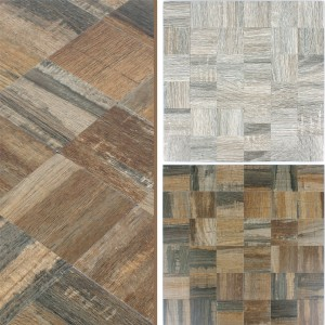 Mosaic Tiles Wood Optic Self Adhesive Reynosa