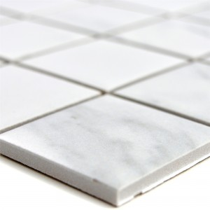 Ceramic Mosaic Tiles Zyrus Carrara Square 48