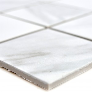 Ceramic Mosaic Tiles Zyrus Carrara Square 73