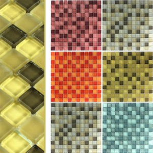 Mosaic Tiles Glass Navarino