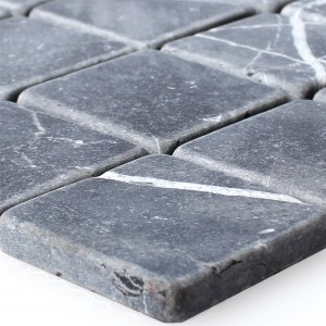Mosaic Tiles Marble 48x48x8mm Nero