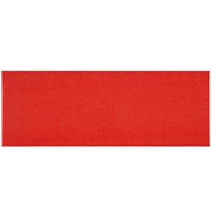 Wall Tiles Contento Red 25x50cm